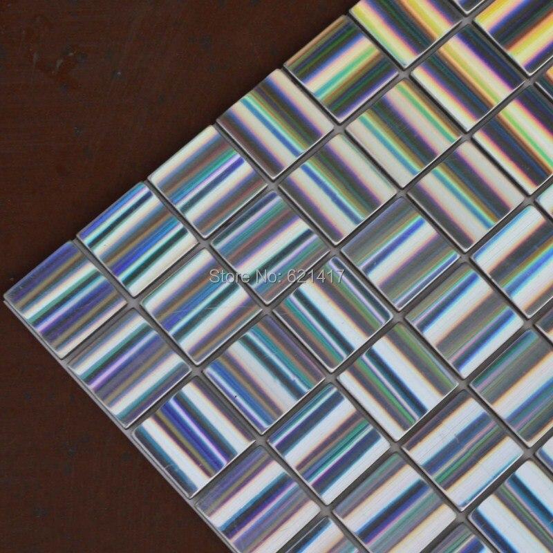 Aluminum composite panel symphony self adhesive mosaic for Aluminium composite panel interior decoration