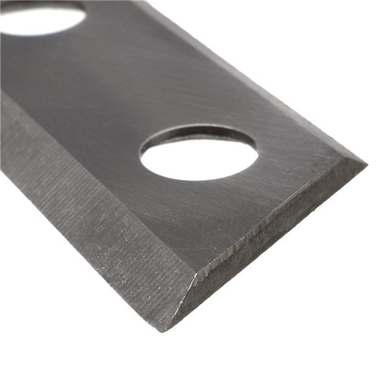2pcs//Set Garden Shredder Chipper Blades Set For Eco ES1600 McCulloch MCS2001