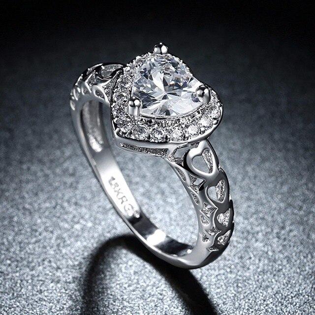 Фото 2020 красивые модные свадебные кольца серебряного цвета для цена