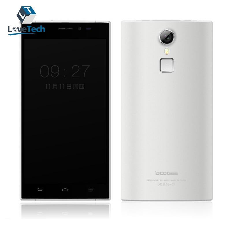 Original DOOGEE F5 5 5 Inch 4G LTE MTK6753 Octa Core Fingerprint font b Smartphone b