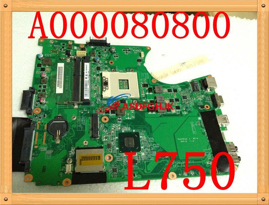 A000076380 PER Toshiba Satellite L650D L655D Scheda Madre Del Computer Portatile DA0BL7MB6D0 100% TESED OKA000076380 PER Toshiba Satellite L650D L655D Scheda Madre Del Computer Portatile DA0BL7MB6D0 100% TESED OK