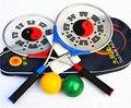 1 комплект/2 ракетки  4 мяча  1 сумка  китайский ушу боевые искусства Taiji Rouli Ball Sports  набор ракеток Tai Chi