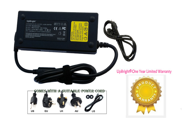 UpBright NEW Global AC / DC Adapter For LG Model LCAP31 type ...