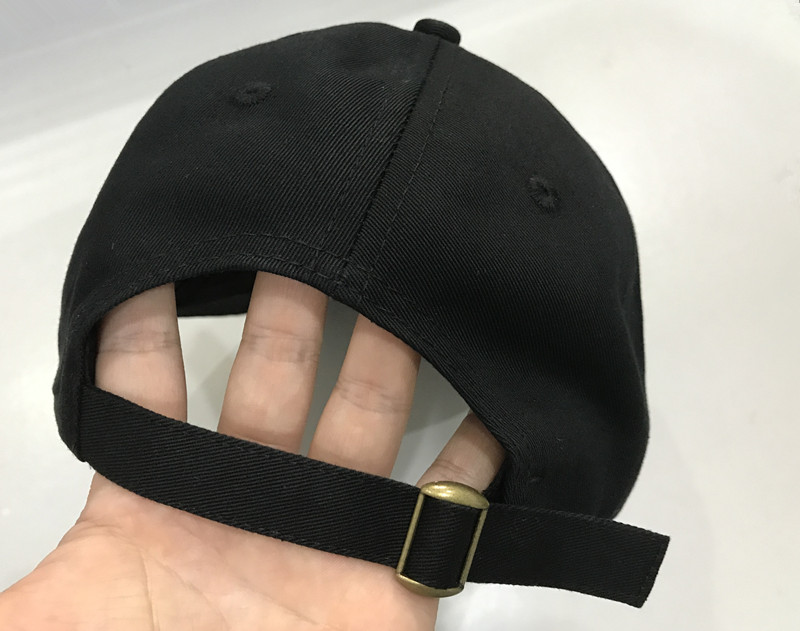 Купить с кэшбэком Final Fantasy XIV FF14 Moogle Embroidered Topee Snapback Hat Black Baseball Cap