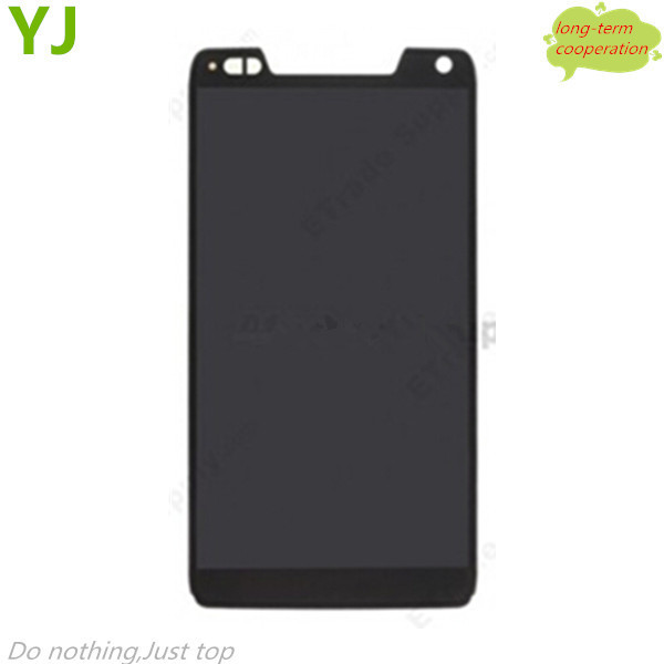 HK Free shipping LCD Screen and Digitizer Assembly without Front Housing for Motorola RAZR i XT890 (OEM) - Black