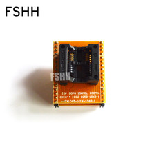 CX1045 CX1016 CX1048-1 adapter module can be used after modification 208mil SOP8 to DIP8 Pitch=1.27mm