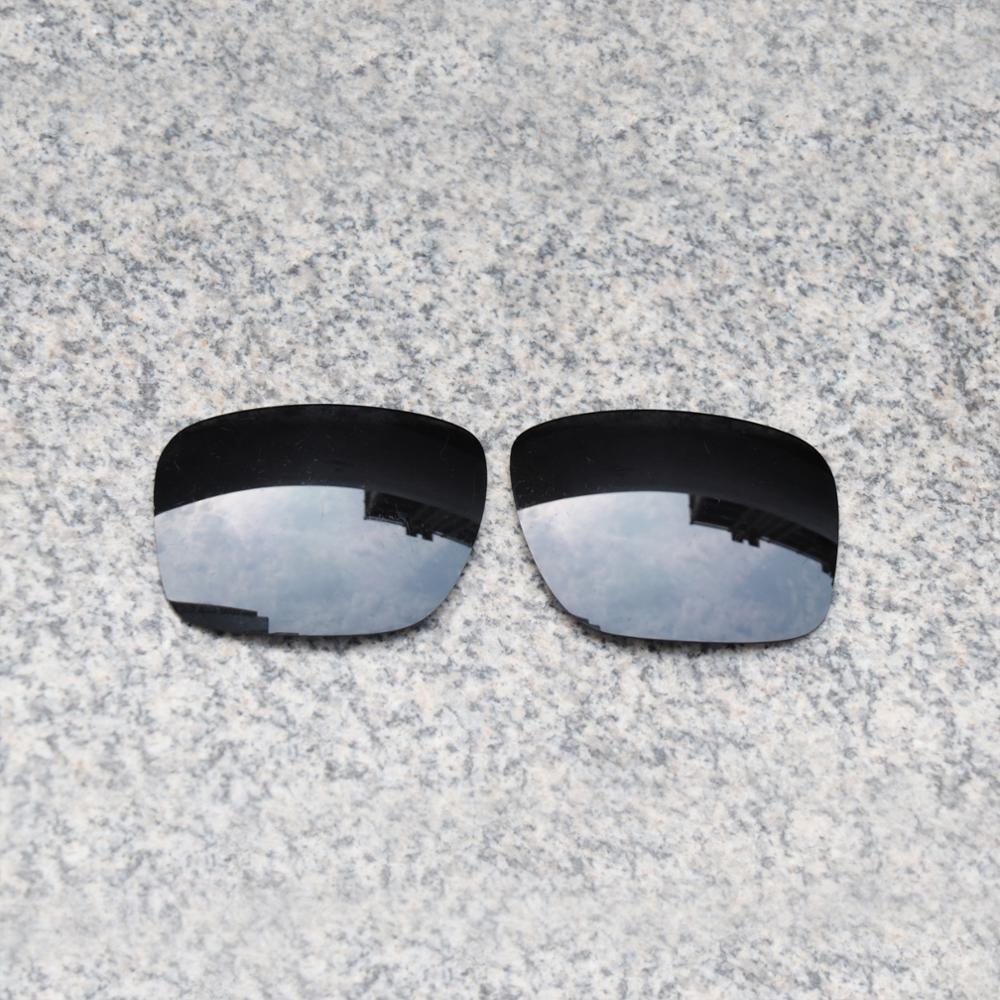 Wholesale E.O.S Polarized Enhanced ReplacementLensesforOakleyHolbrook Sunglasses - Black Polarized