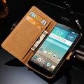 Подлинная Кожаный Чехол Для LG G3 D850 D855 Luxury Телефон Сумка чехол Для LG Optimus G3 Случаи Стенд Книга Стиль С Карты держатели