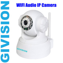 Wireless mini IP Camera baby monitor HD WIFI Pan/Tilt Two way audio P2P Plug Play ONVIF Security camera alarm android iphone