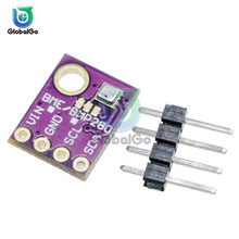 Digital Temperature Humidity Barometric Pressure Sensor Module Board Meter Test Tool For Arduino GY-BME280-5V I2C SPI Interface xgzp6867 digital iic pressure sensor module i2c output 0 500kpa 1mpa pressure 5v