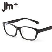 JM Blue Light Block Computer Reading Glasses Reduce Eye Strain Anti Glare Clear Lens Video Rectangle Eyeglasses Men Women