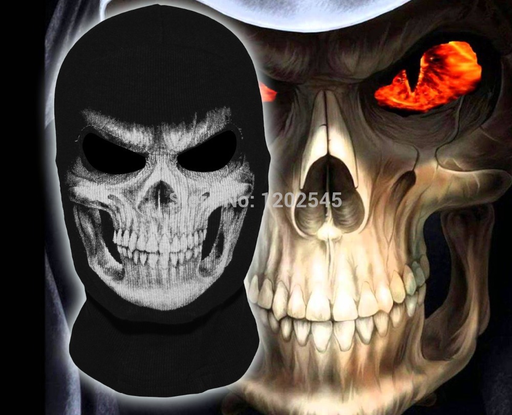 Online Buy Wholesale ghost mask skull from China ghost mask skull ...