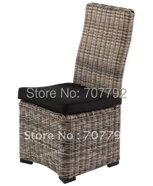 Hot Sale Sg 12007s Urban New Style Dining Chair Outdoor Rattan