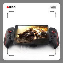 Wholesale Wireless Bluetooth Telescopic Gamepad Game Controller Joysticks for IOS Android Phone Tablet Samsung Galaxy
