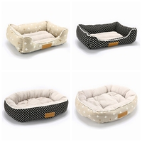 Pet Products Dog Bed Sofa For Small Medium Large Dogs Cats Winter Pet Dog Bed House Mats Bench Pet Kennel Sofa Durable Puppy Bed