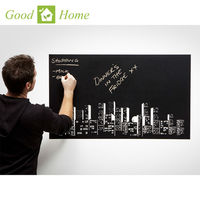 45x200cm Vinyl Chalk Board Blackboard Stickers Removable Draw Decor Mural Decals Art Chalkboard Wall Sticker For
