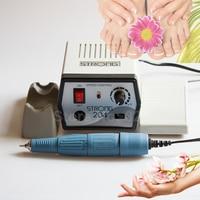 35000 об./мин../зубная лаборатория, пилка для ногтей и Podology электрический дизайн ногтей дрель полировальная машина Сильный 204 + марафон SDE H37L1 нак