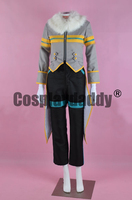 Sonic the Hedgehog Silver the Hedgehog Cosplay Costume F006