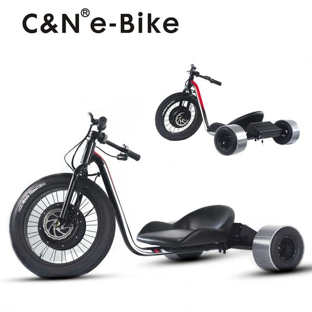 2017 Recién venta Grasa de Neumáticos de Deriva Trike Triciclo de ...