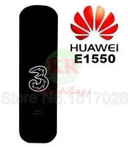 Huawei e1550 módem usb 3g wcdma edge 3.6 mbps módem usb hsdpa/wcdma-2100 mhz.