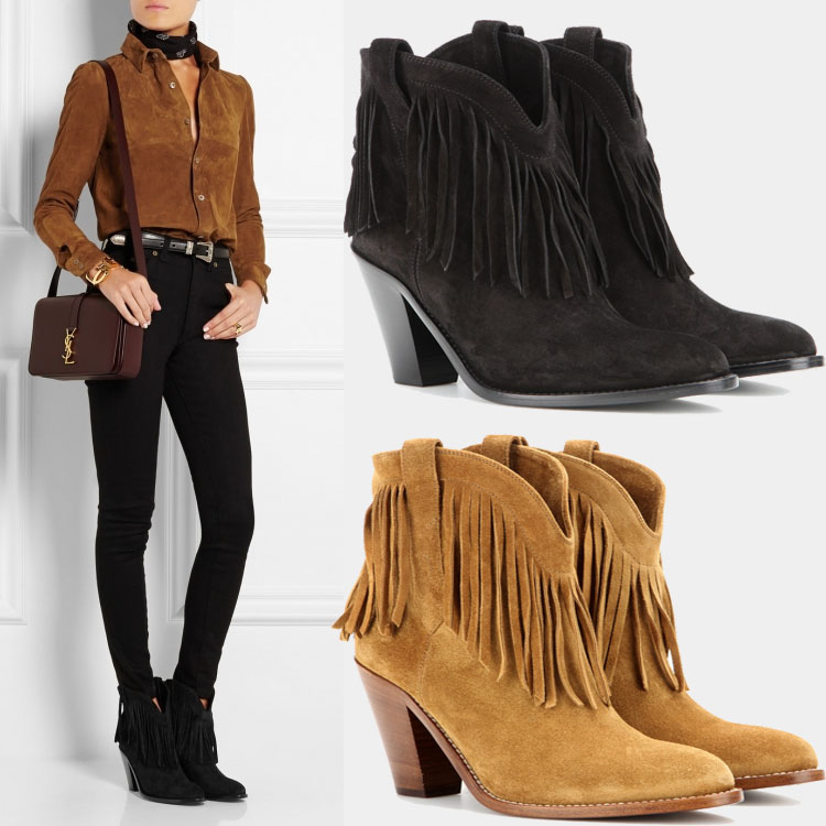 Popular Leather Boots Fringe-Buy Cheap Leather Boots Fringe lots ...