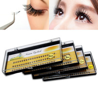 20 Eyelashes into 1 Bundles Natural False Eyelash Cluster Eye Lashes Makeup Tool