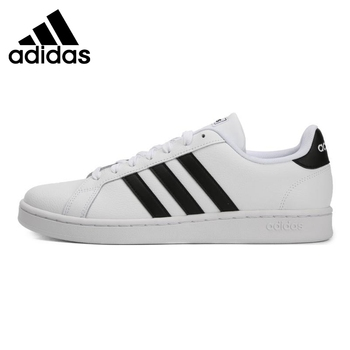 Original New Arrival  Adidas NEO GRAND COURT Men's Skateboarding Shoes Sneakers