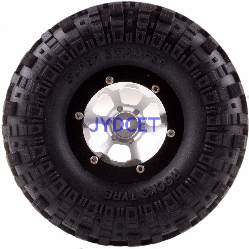 swamper pneu 1061 7035 para rc 110 rock crawler 1 10 rc modelo carro 02