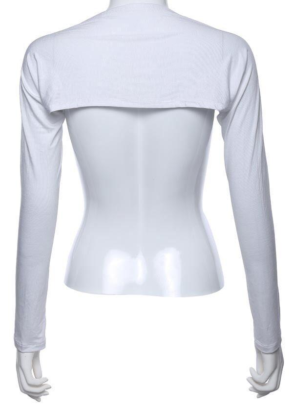 Image 5 - Ramadan femmes vêtements musulman une pièce Protection manches  bras couverture haussement dépaules boléro Hayaa 20 couleurs  modeManchettes femme