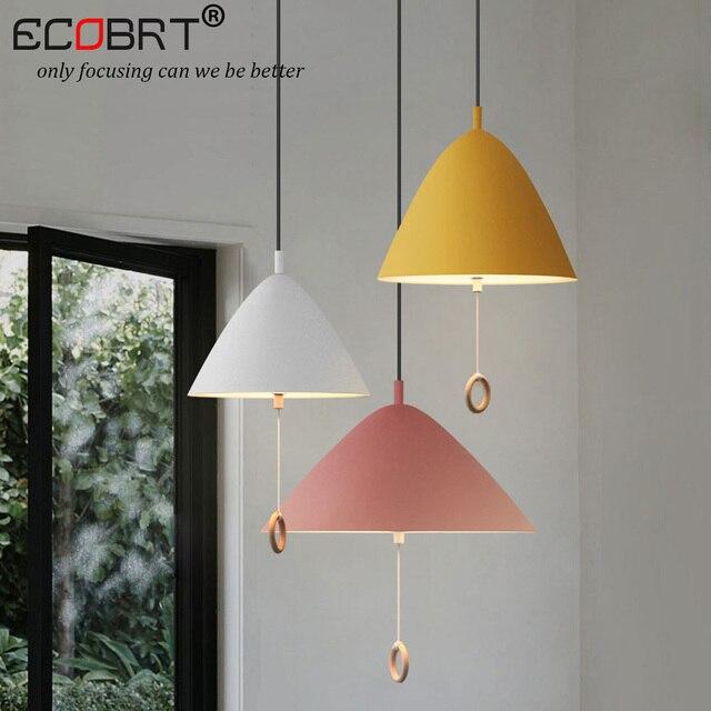 ECOBRT] Moderne Eenvoudige eetkamer Hanglampen Armatuur in Keuken ...