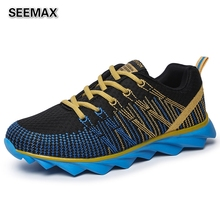 Colorful Running Shoes Men Women Flywire High Quality Sneakers Women Breathable Mesh Tennis Run Sports Shoes Femme Zapatillas