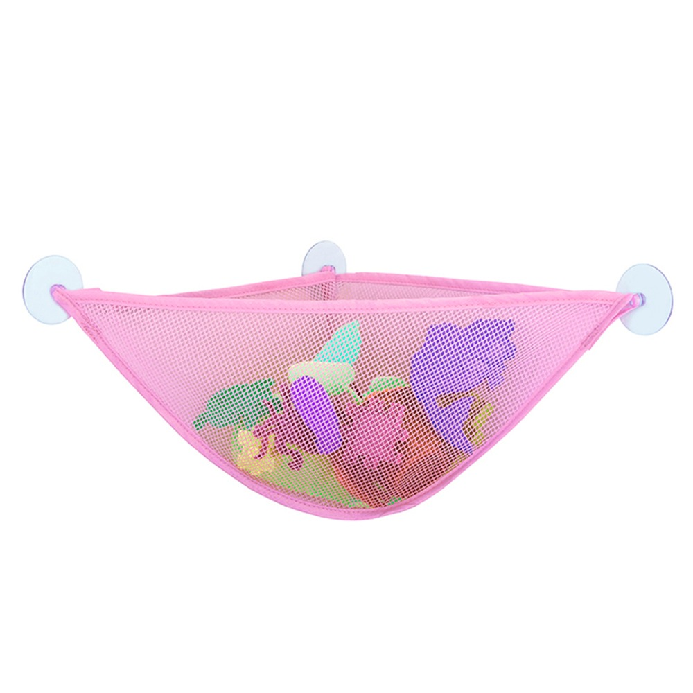 Baby Bath Toy Kids Bag Storage Tidy Net Mesh Organiser Hanging LA