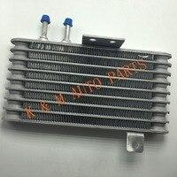 Gloednieuwe top auto transfer oliekoeler transmissie versnellingsbak radiator voor mitsubishi lancer ex asx outlander sport 2920a103