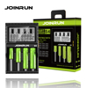 Joinrun 18650 18500 Battery Charger For Li Ion Ni MH Ni CD 10440 14500 16340 26650
