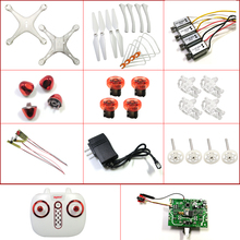 SYMA X8SW X8SC X8PRO X8 pro RC Drone Quadcopter Spare Parts Motor Blades Shell Wind Landing Gear Receiving Board Controller etc.