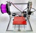 Folger tech kit impressora 3d reprap 2020 prusa i3 alumínio cheio