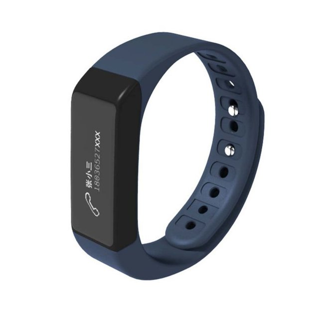Для I5 Плюс Смарт Браслет Браслет Bluetooth 4.0 Водонепроницаемый Сенсорный Экран Фитнес-Трекер Здоровья Сна Монитор Смотреть Спортивные