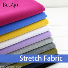 High quality coat knitted fabrics and Odell thickened Lycra Cotton Terry sportswear DIY cloth fabric
