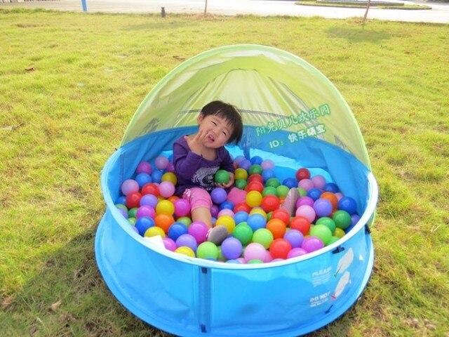 Vasca Da Bagno Bambini Pieghevole : Pieghevole per bambini piscina per bambini piscina di palline oceano