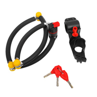 Outlife Anti Theft Security Bicycle Folding Lock