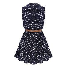 Tfgs 2017 новый дизайн летние новых мужчин рубашки dress cat следы pattern показать тонкие рубашки dress повседневные платья с поясом