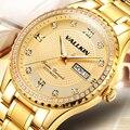 VALLKIN Брендовые мужские часы автоматические механические часы светящиеся спортивные часы повседневные деловые часы в ретро-стиле Relojes Hombre