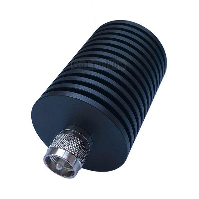 1 pcs RF Coaxial 100W U Style UHF PL259 M male connector 50 ohm DC 1GHz Dummy load Plug