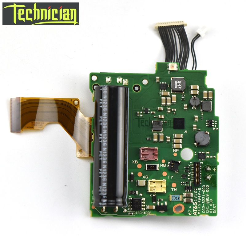 650D Power Board And Flashboard With Flex Cable Camera Repair Parts For Canon