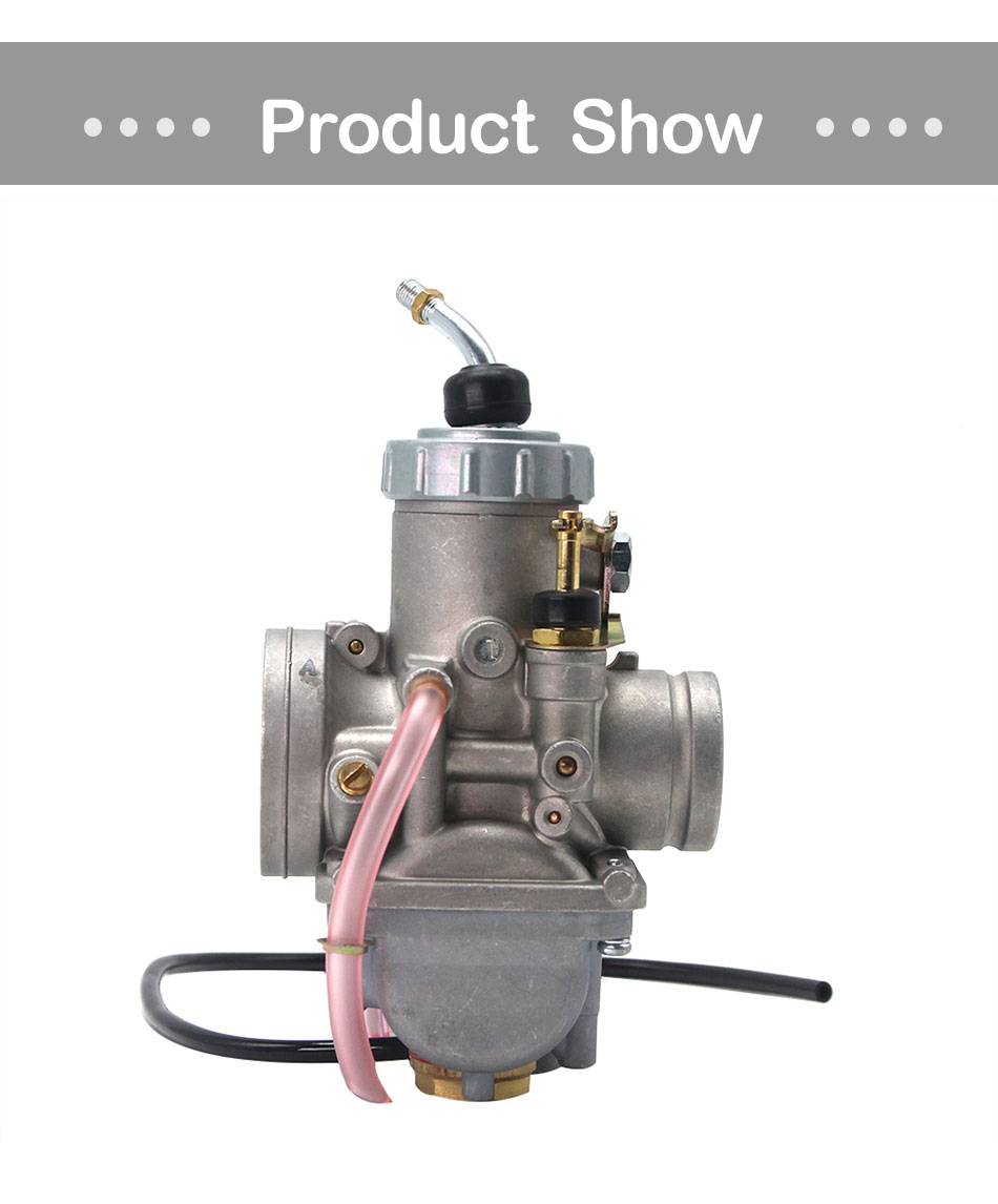 Replacement Carburetor for Keihin Mikuni Racing PWK Carb ATV Dirt Pit Bike Parts