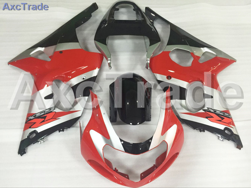Motorcycle Fairing Kit For Suzuki GSX-R 1000 2000 2001 2002 ABS Plastic Bodywork GSXR1000 00 01 02 GSXR 1000 GSX 1000R K2 A753