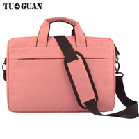 TUGUAN Men Women Laptop Bag Waterproof Portable Crossbody Computer Case Briefcases Notebook Bag Air Pro By
