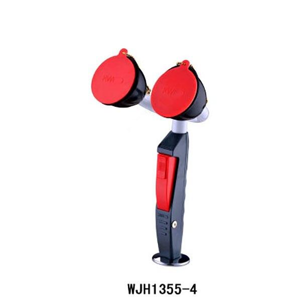 WJH1355-4  Desktop mobile Double mouth laboratory eye washer vay 1355