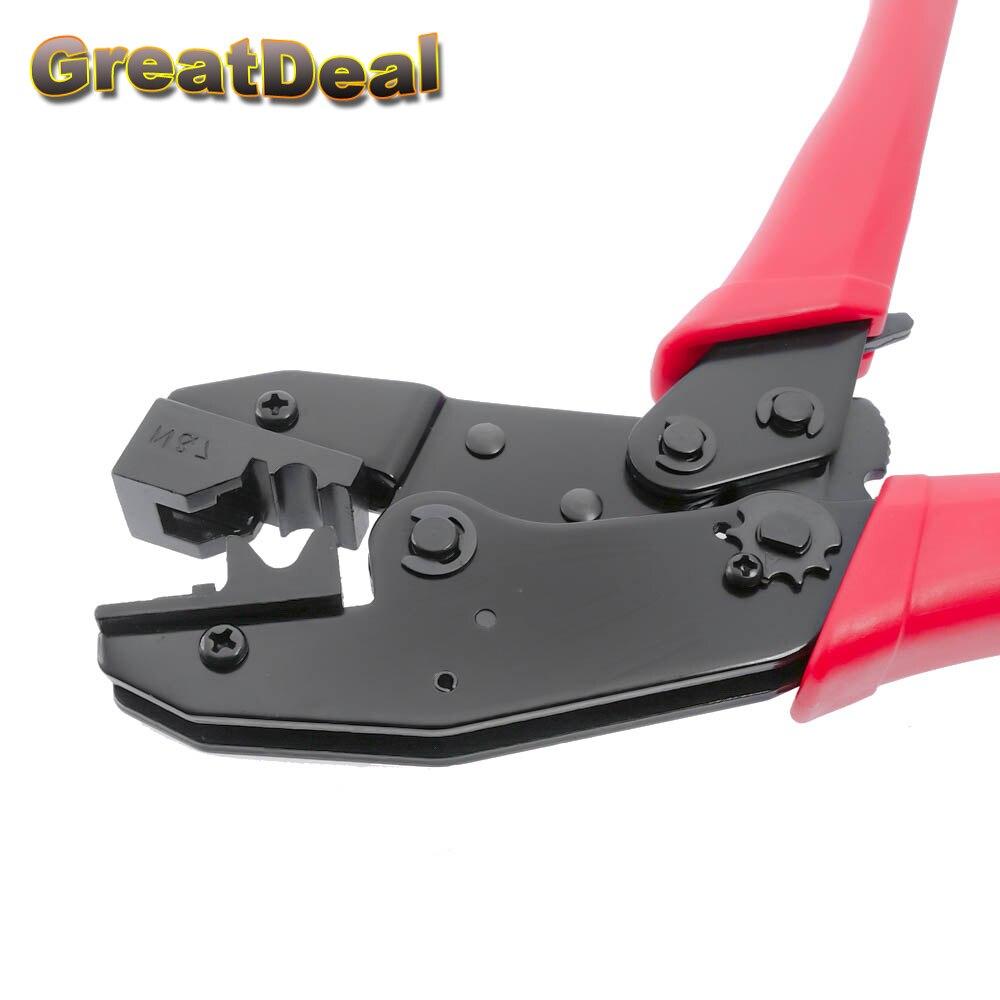 RJ45 Tool Network Crimper Crimping Tools For Cat7 Cat6A STP Plugs ...