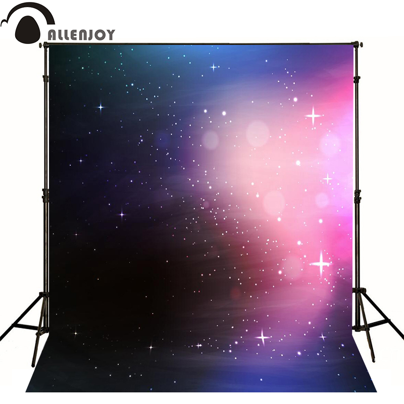 Allenjoy photographic background Star interstellar light pink kids vinyl fabric photography backdrops wallpaper allenjoy photography backdrops floor mosaic school blackboard kids vinyl photocall photographic studio computer printing lovely